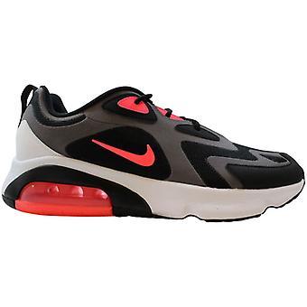 Nike Air Max 200 Thunder Grey/Black/Wolf Grey/Hot Punch AQ2568-005 Men's