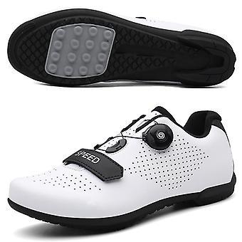 Men Cycling Shoe, Nonslip Bike Shoes