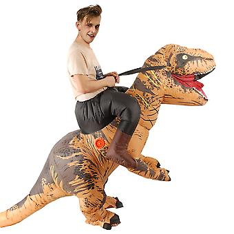 Tyrannosaurus Costume Inflatable Party Clothes For Parent Child Halloween Cost Prop