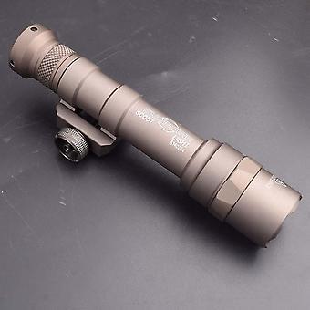 Sf M600 M600b Scout Light Tactical Led Mini Ficklampa 20mm Vapenljus
