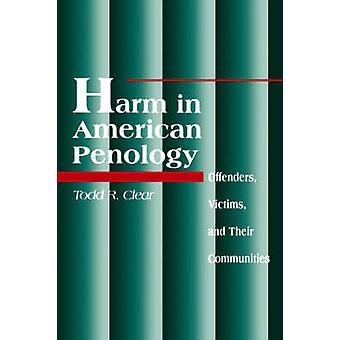 Danos na Penologia Americana