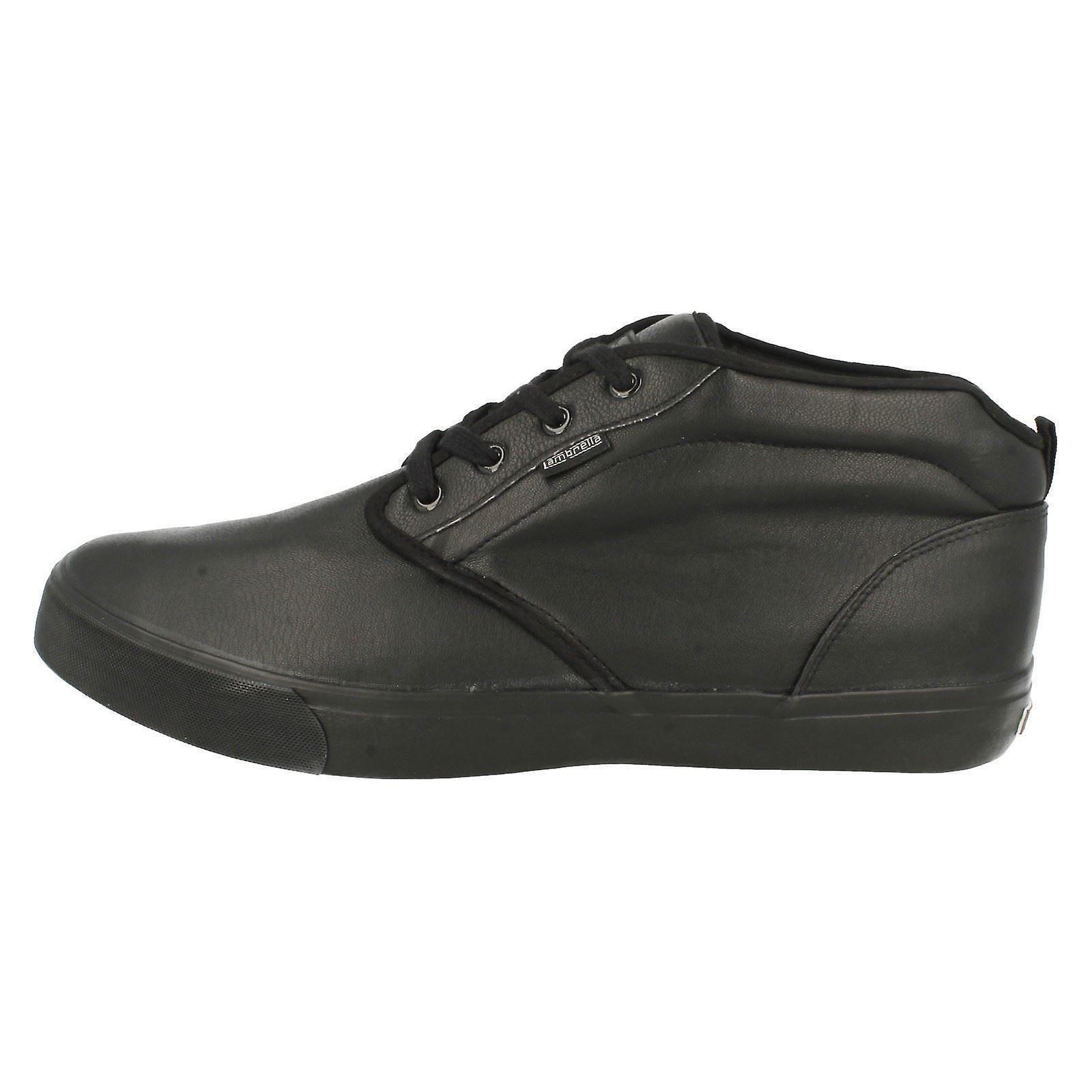 Mens Lambretta Ankle Boots *Buzz*