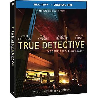 True Detective: Season 2 [Blu-ray] USA import