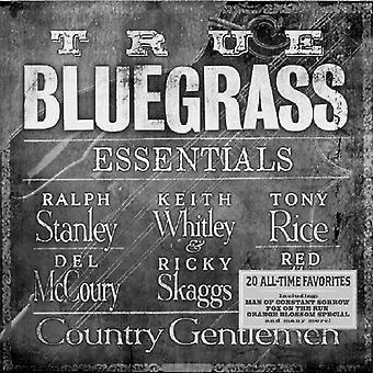 True Bluegrass Essentials - True Bluegrass Essentials [CD] USA import