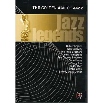 Golden Age of Jazz - The Golden Age of Jazz, Vol. 1 [DVD] USA import