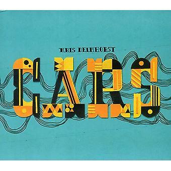 Kris Delmhorst - Cars [CD] USA import