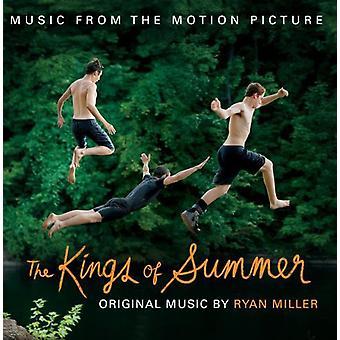Ryan Miller - Kings of Summer [CD] USA import