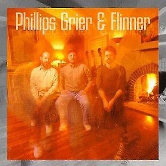 Flinner/Phillips/Grier - importação EUA Phillips Grier & Flinner [CD]