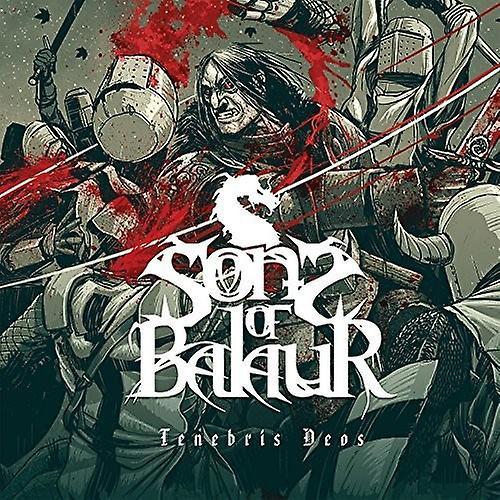 Sons of Balaur - Tenebris Deos [Vinyl] USA import