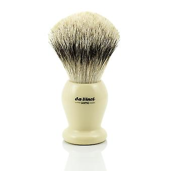 Da Vinci UOMO 291 Silvertip Badger Shaving Brush | ø25mm