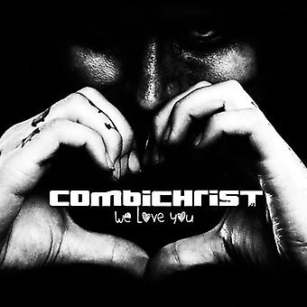 Combichrist - We Love You [CD] USA importeren