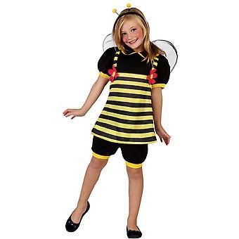 Tierkostüme Mädchen Biene Kostüm für Mädchen