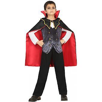 Pour enfants costumes garçon garçons Halloween Vampire