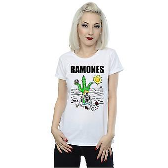 Ramones Women's Loco Live T-Shirt