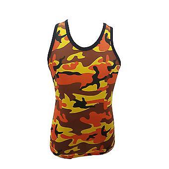 Nieuwe bestrijding leger onderhemden mouwloos vesten Tank Top