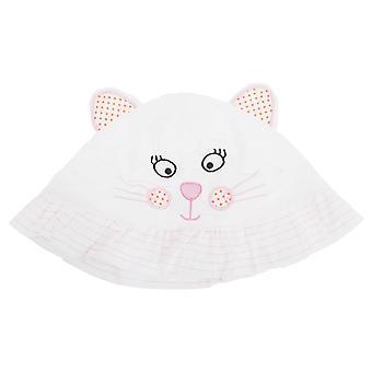 Bébés filles Design Sun Bonnet avec oreilles 3D de chat