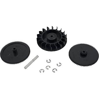 Jandy Zodiac 9-100-1132 Drive Train Gear Kit with Turbine Bearing 91001132