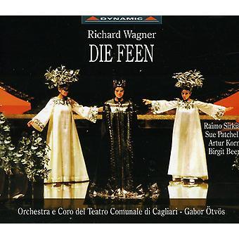 R. Wagner - Wagner: Die Feen [CD] USA import