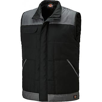 Dickies Mens Everyday Water Repellent Workwear Bodywarmer Gilet