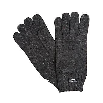 Type of Shaper mens gloves wool gloves from the House of LLOYD Grau 2178