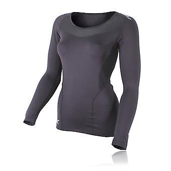 2XU Base Compression Long Sleeve Women's Running Top - SS20