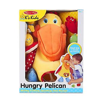 Melissa & Doug K's Kids Hungry Pelican Soft Toy