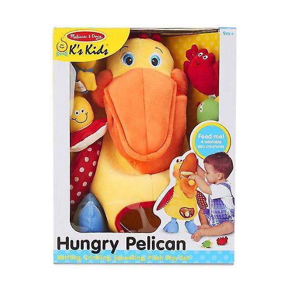 Melissa & Doug K's Kids Hungry Pelican Soft Toy