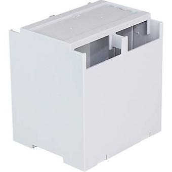 Axxatronic CDIB/6ST/D2-KIT-CON DIN rail casing Cover (gray) 106.2 x 100 x 31.9 Polycarbonate (PC) Grey 1 pc(s)
