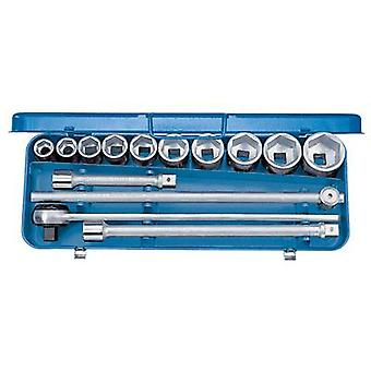 Gedore Bit set Metric 3/4 (20 mm) 14-piece 6280340