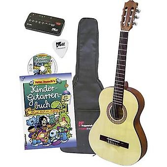Voggenreiter Classical guitar kit 1/2 Ecru incl. gig bag