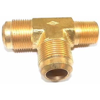 Big A Service Line 3-151928 Brass Pipe, Tee Fitting 3/4