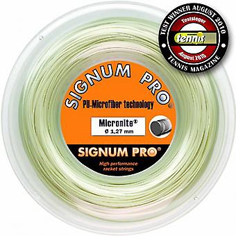 Signum Pro Micronite rôle 200m