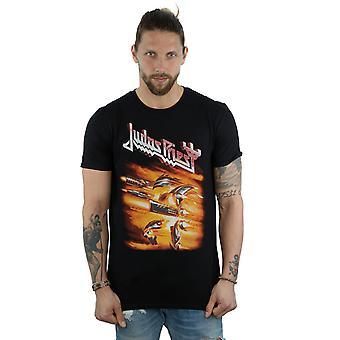 Judas Priest tulivoimaa kansi t-paita