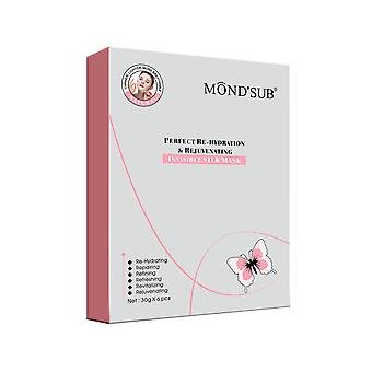 Mond'Sub Perfect Re-Hydration & Rejuvenating Invisible Silk Mask 6 Masks