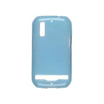 Ventev Criss-Cross Dura-Gel Case for Motorola Photon 4G MB855 (Turquoise)