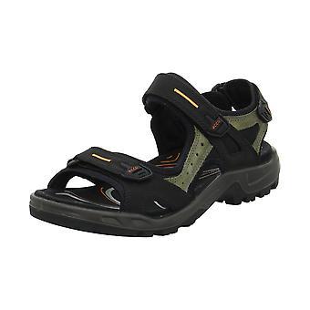 Ecco Offroad Trekking 06956450034 universal summer men shoes