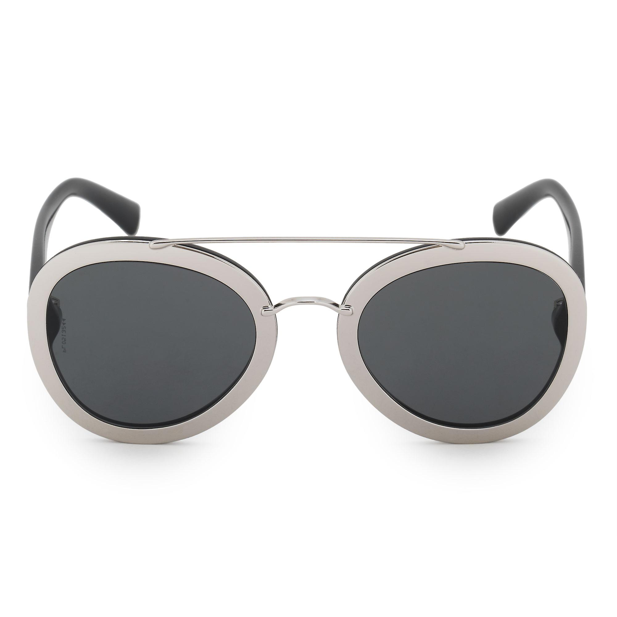 Valentino Aviator Sunglasses VA4014 500187 58