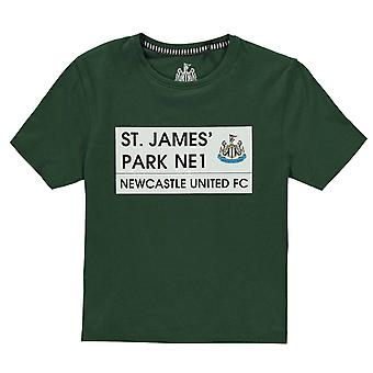 L'équipe enfants St James Juniors Crew Neck T-Shirt