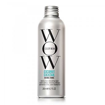 Farbe Wow Bionic Tonic Coconut Cocktail 200ml