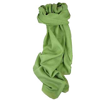 MENS Fine Cashmere Scarf Moss by Pashmina & Silk