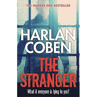 The Stranger by Harlan Coben - 9781409103981 Book