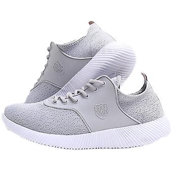 883 Police Ignition Grey Trainers