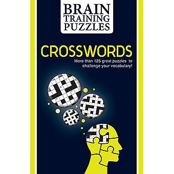 Brain Training Puzzles - Crosswords by Puzzle People - 9781847327796 B