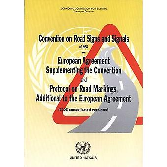 Convention on Road Signs and Signals of 1968 - European Agreement Supp