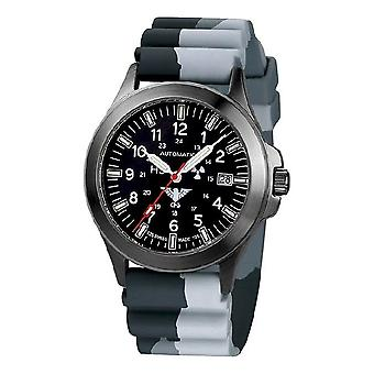 KHS watches mens watch black platoon automatic KHS. BPA. DC1
