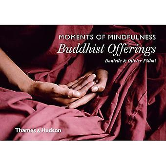Momentos de Mindfulness: ofertas budista