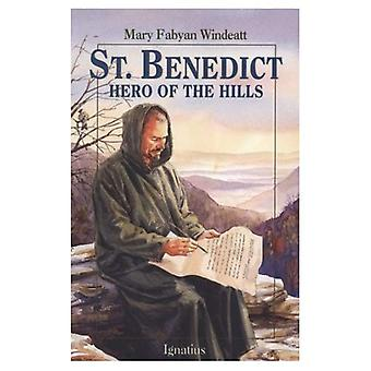 Saint Benedict: Hero of the Hills (Vision Books)