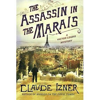 De moordenaar in de Marais: een Victor Legris mysterie