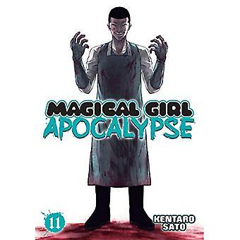 Magiska flicka Apocalypse Vol. 11
