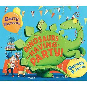 Dinosaurierna har ett Party!